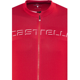 Castelli Prologo V SS Jersey Men red